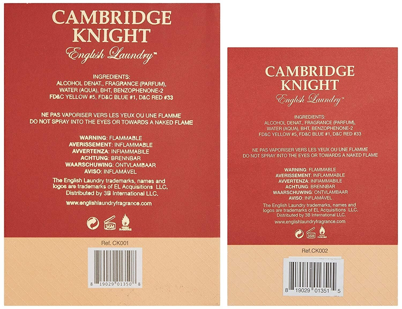 english laundry cambridge knight review