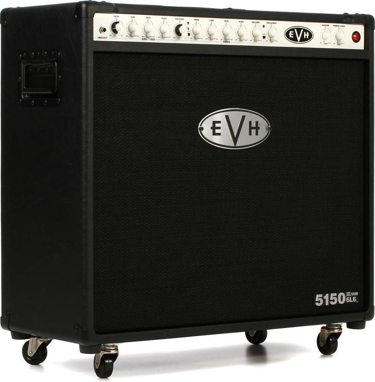 evh 5150 iii 50 watt review