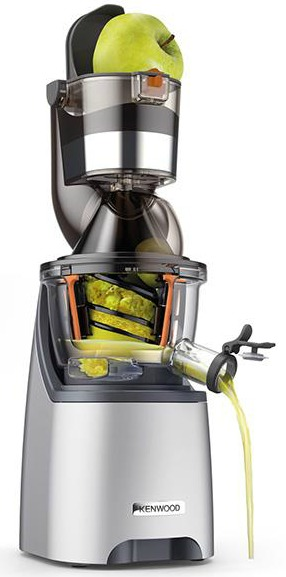 kenwood pure juice slow juicer review