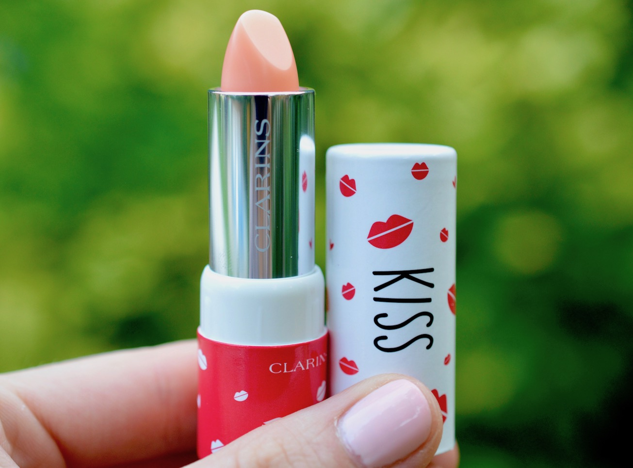 clarins daily energizer lovely lip balm review