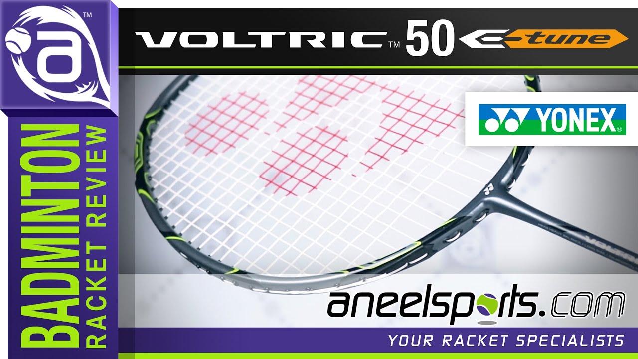 yonex voltric 50 neo review