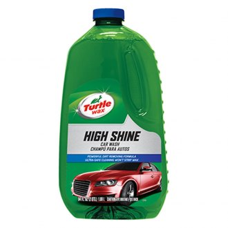 turtle wax suds car wash brush review