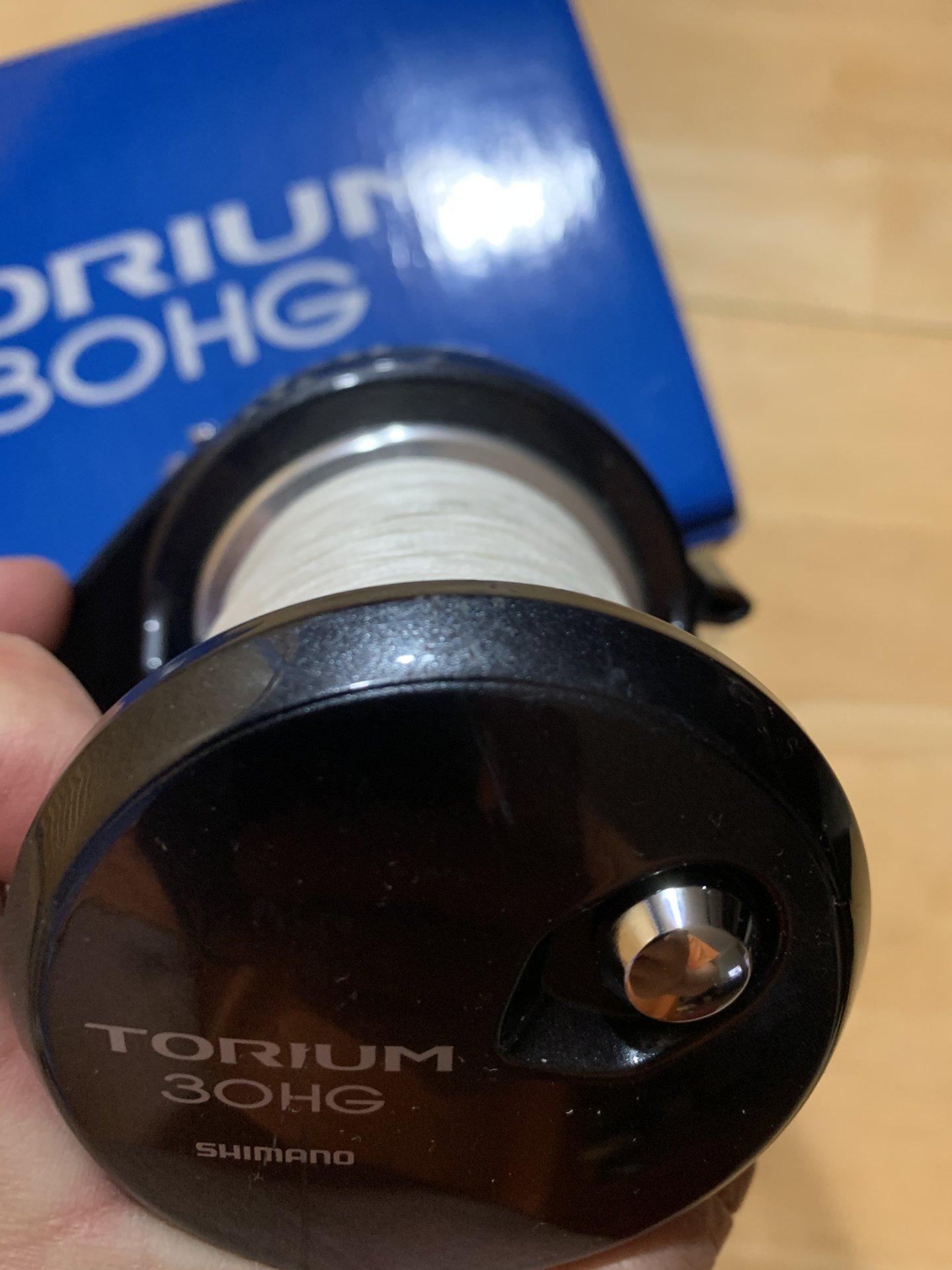 shimano torium 30 hg review
