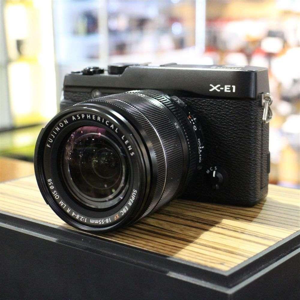 fujifilm xf 18 55mm lens review