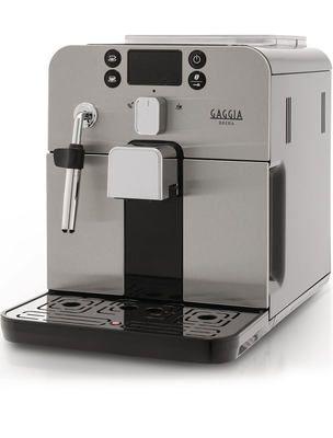 gaggia brera super automatic espresso machine review