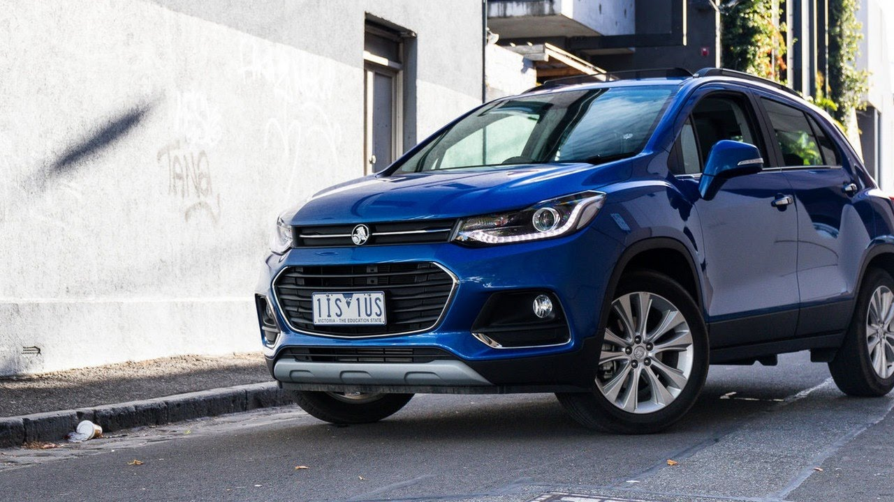 holden trax review top gear