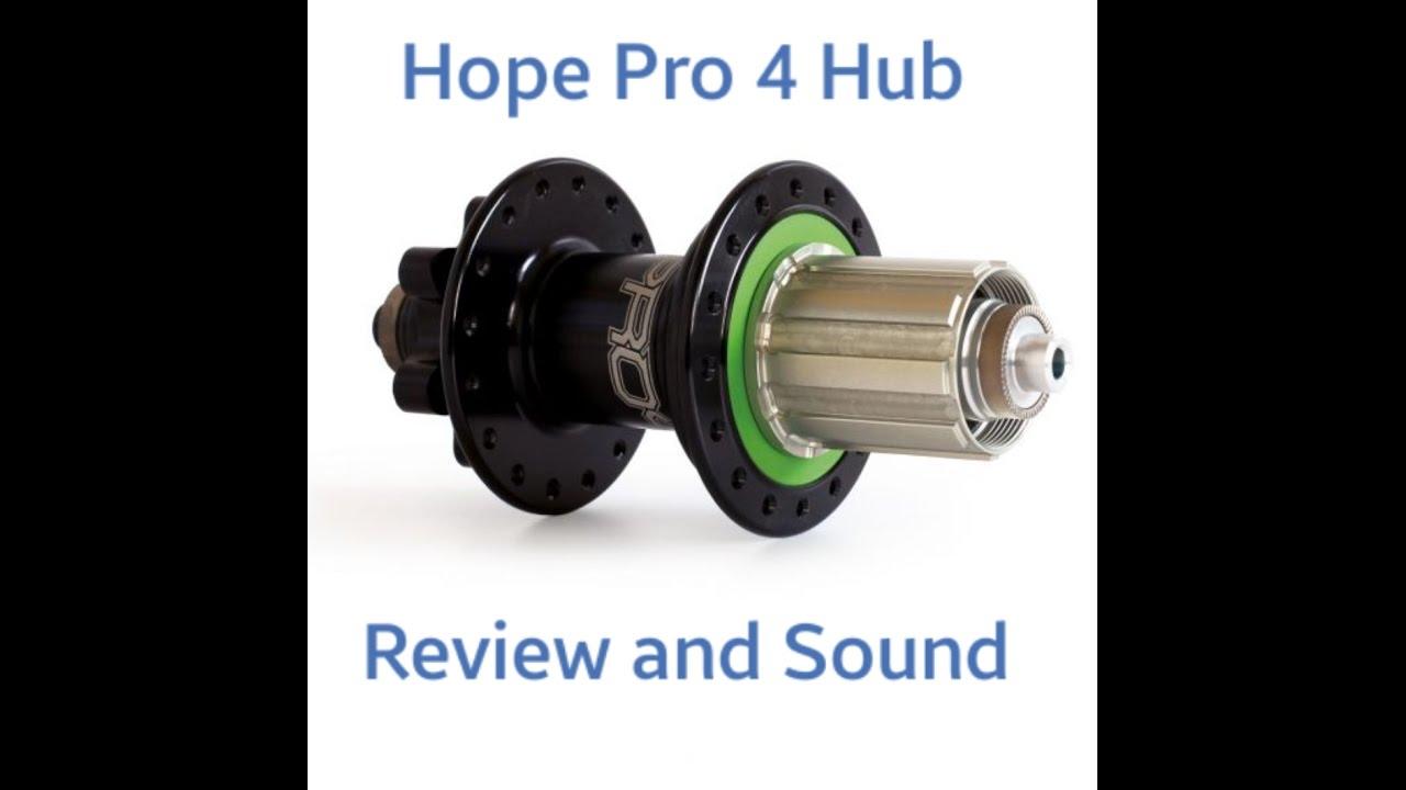 hope pro 4 hub review
