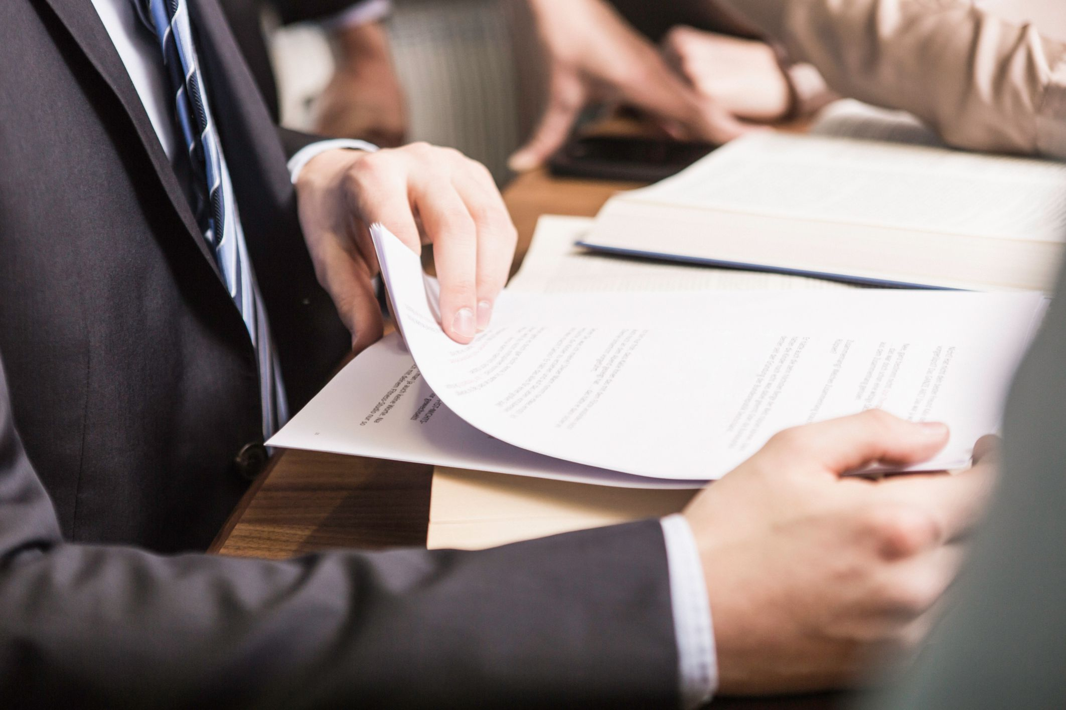 how to review a contract as a lawyer