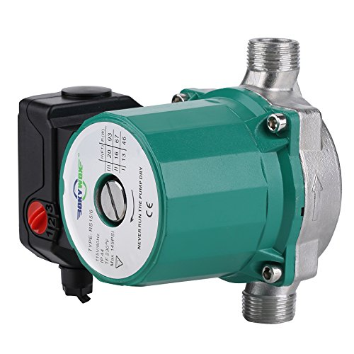 instant hot water recirculating system reviews