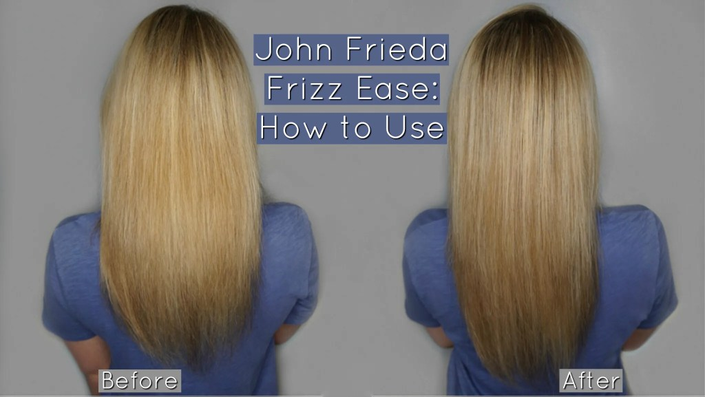 john frieda curly hair shampoo review