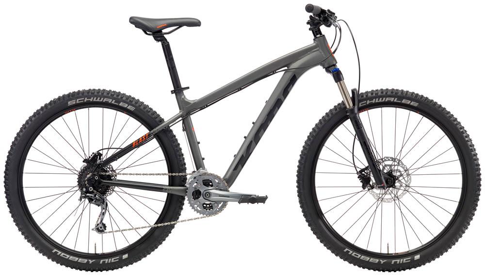 kona blast mountain bike review
