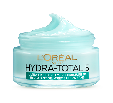l oreal hydra total 5 cream review