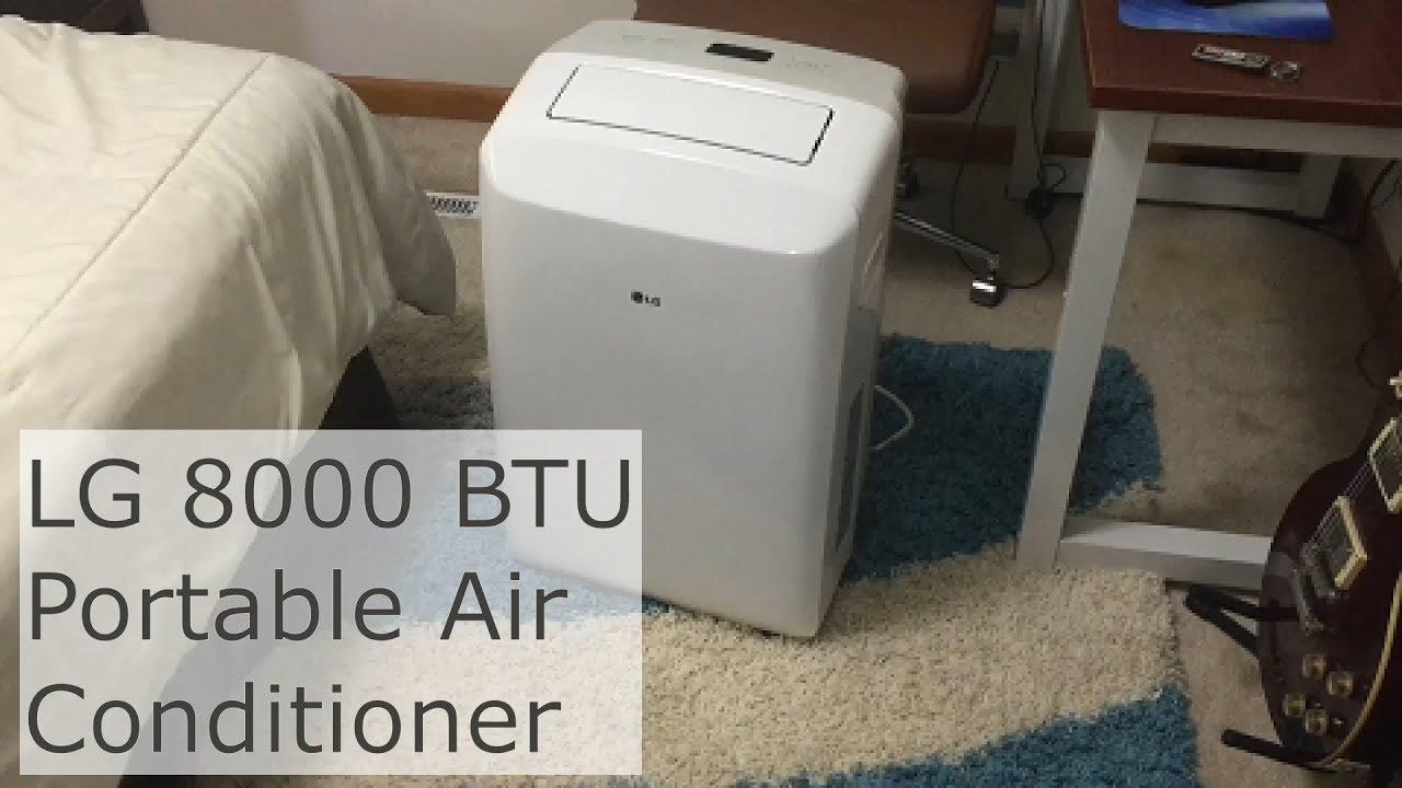 lg portable air conditioner reviews