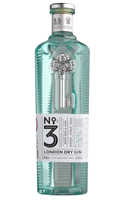 london number 1 gin review