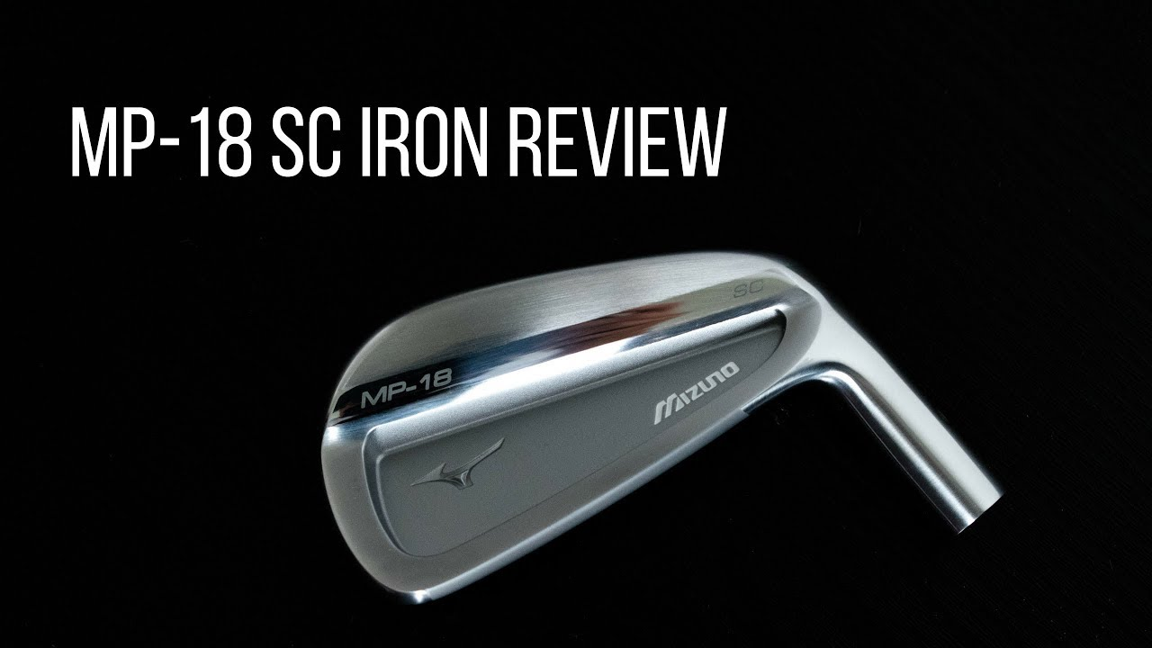 mizuno mp 18 irons review