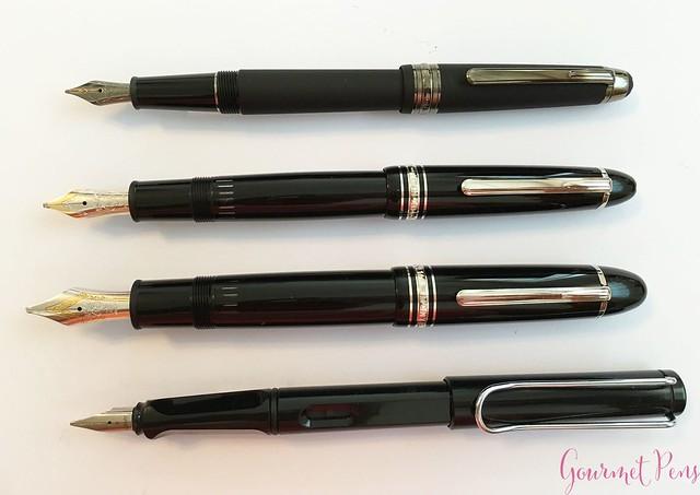 montblanc meisterstuck classique fountain pen review