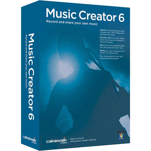music creator 6 touch review