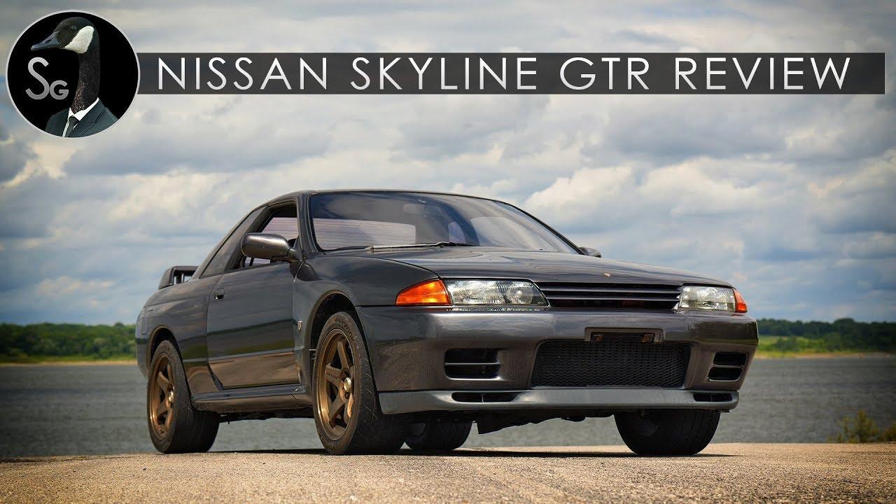 nissan skyline gtr r32 review