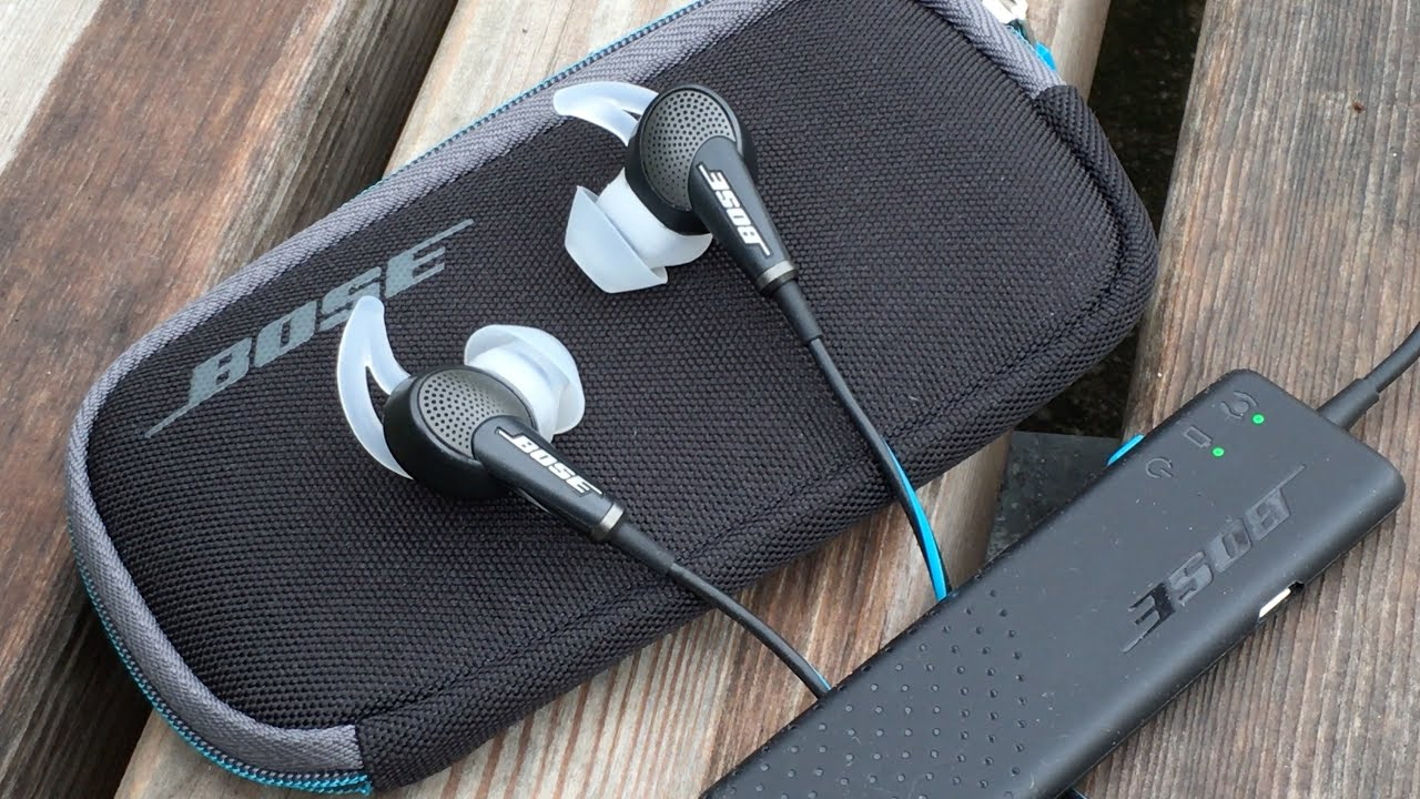 noise cancelling earphones review 2017