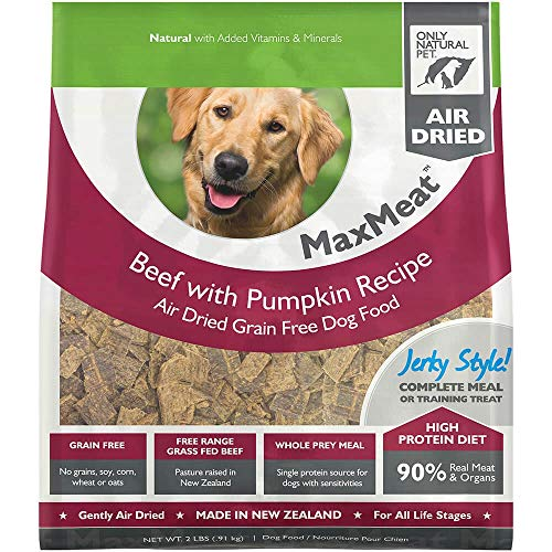 only natural pet dehydrated dog food reviews