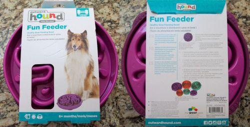 outward hound fun feeder review