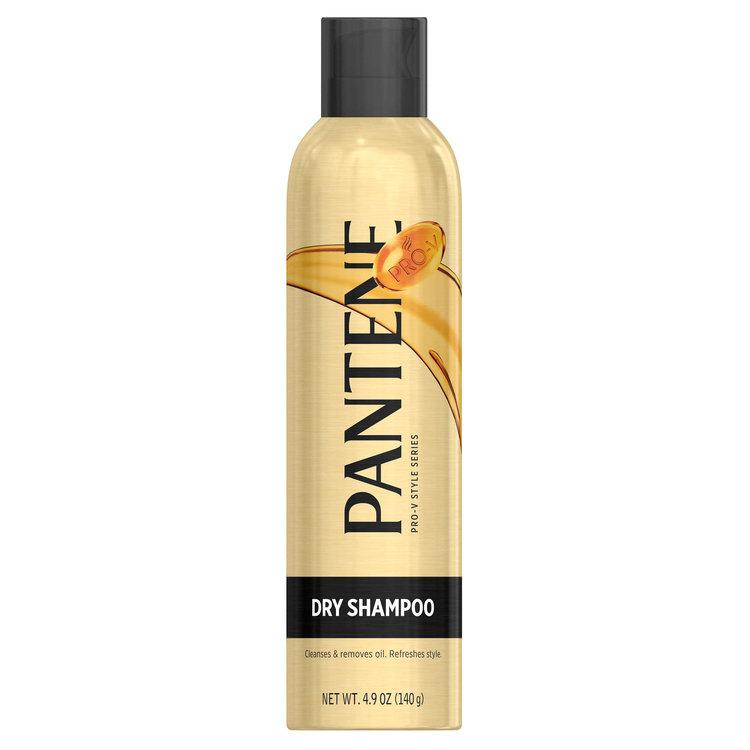 pantene original fresh dry shampoo review