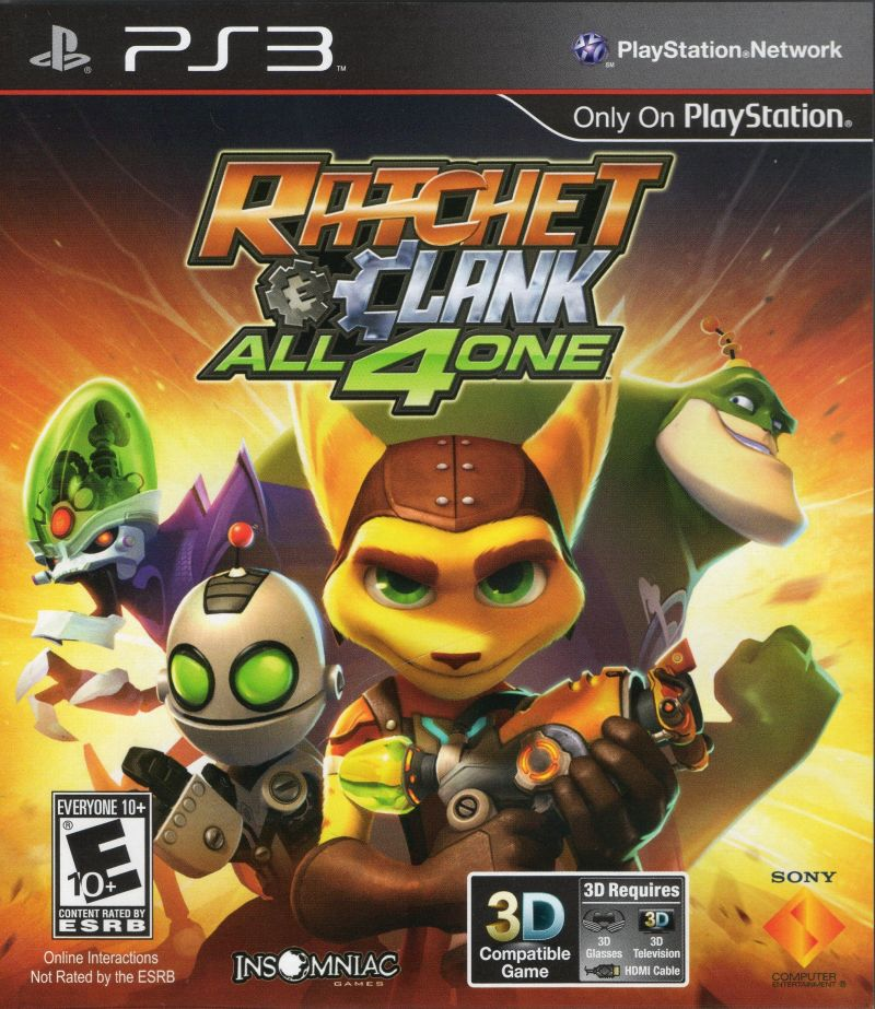 ratchet and clank 4 review