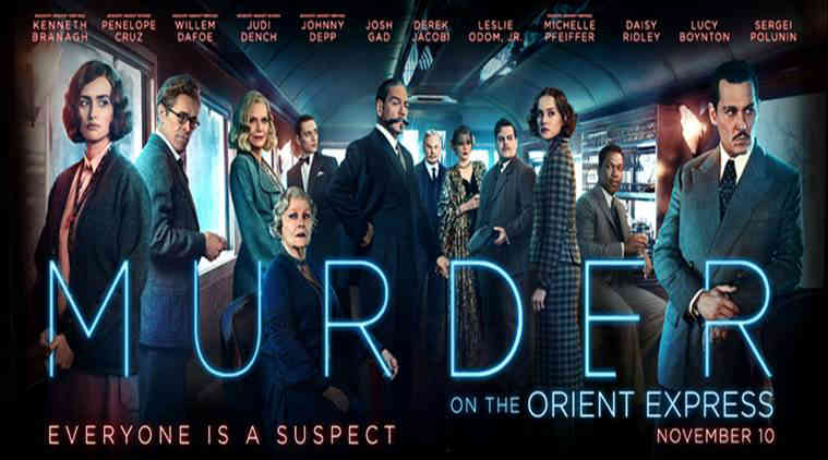 reviews for murder on the orient express 2017