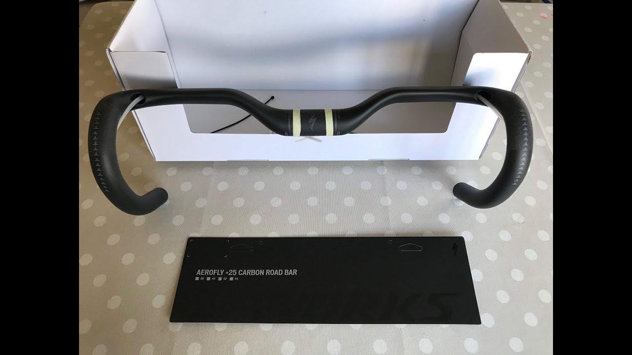 s works aerofly handlebar review