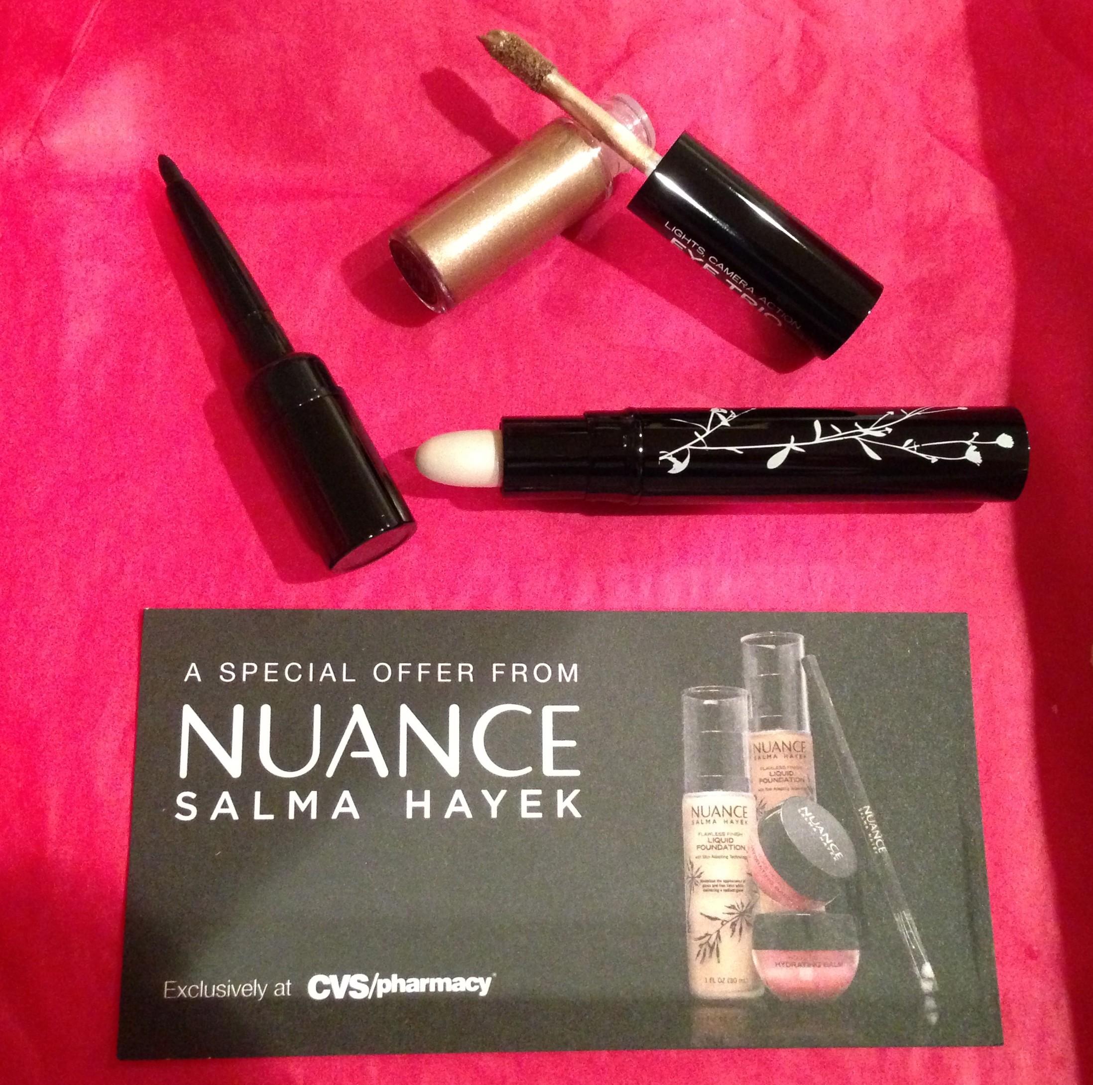salma hayek face products reviews