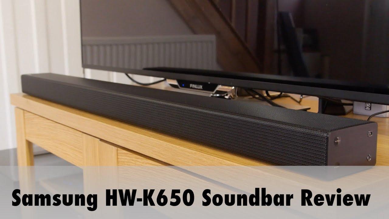samsung hw k360 soundbar review