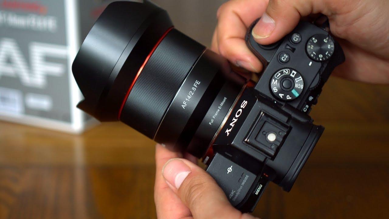 samyang af 14mm f 2.8 fe review