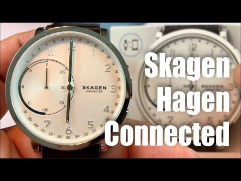 skagen hagen connected hybrid smartwatch review