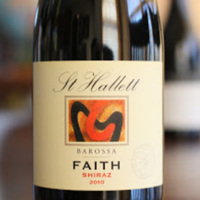 st hallett faith shiraz 2010 review