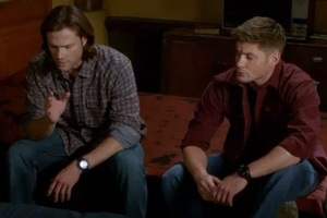 supernatural remember the titans review