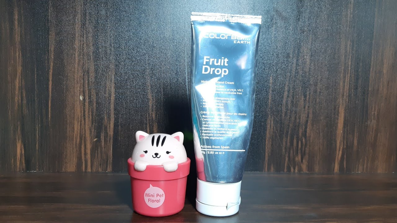 the face shop hand cream review