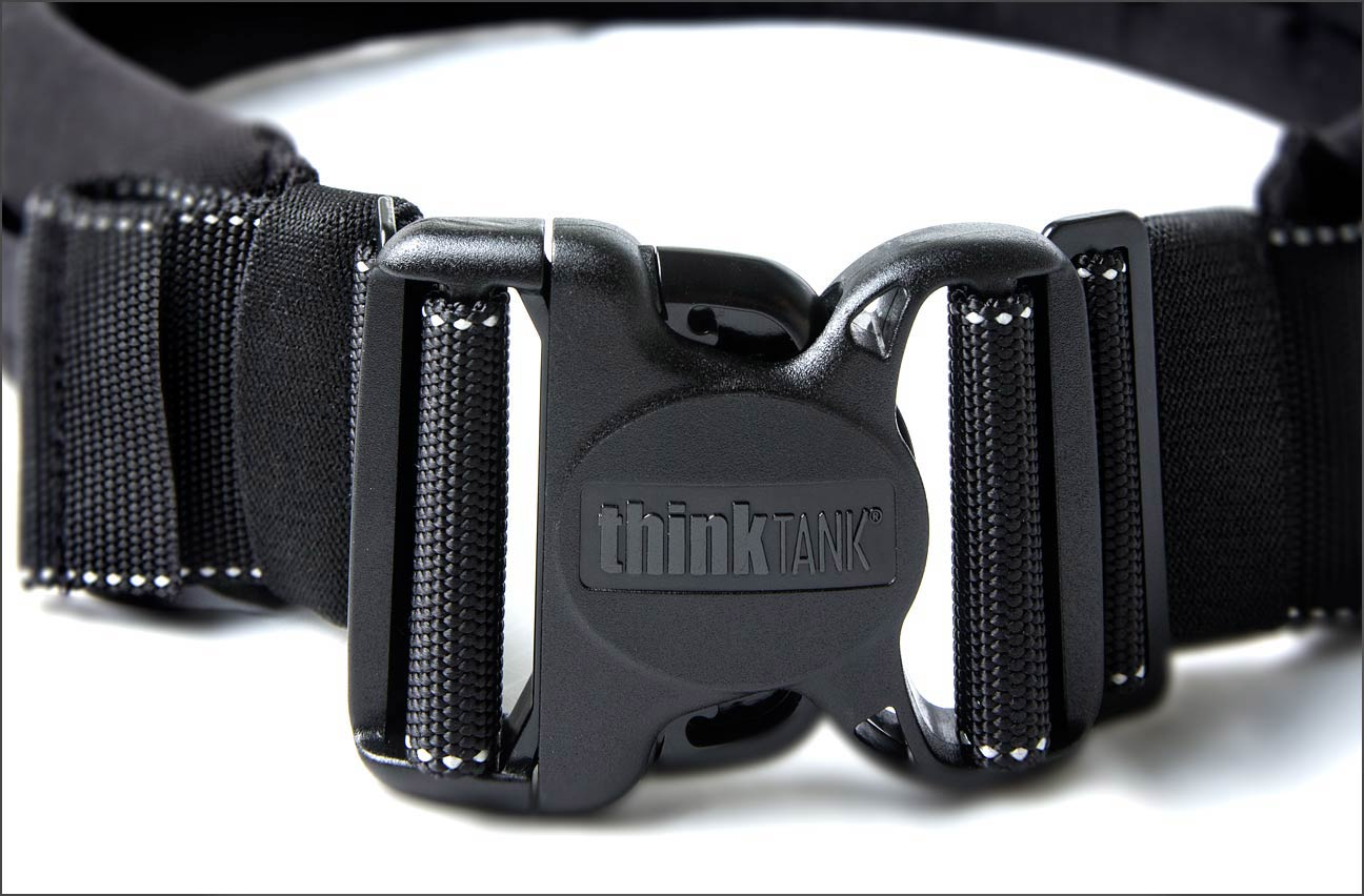 think tank belt system review