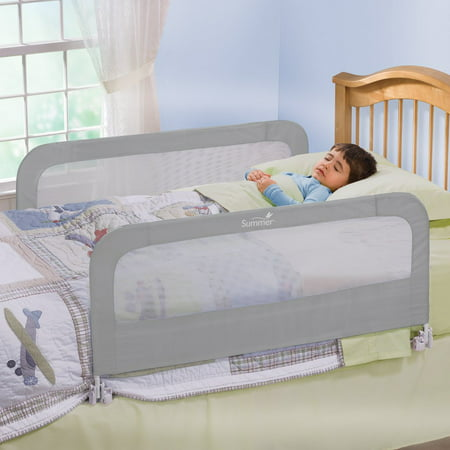 toddler bed safety rail reviews