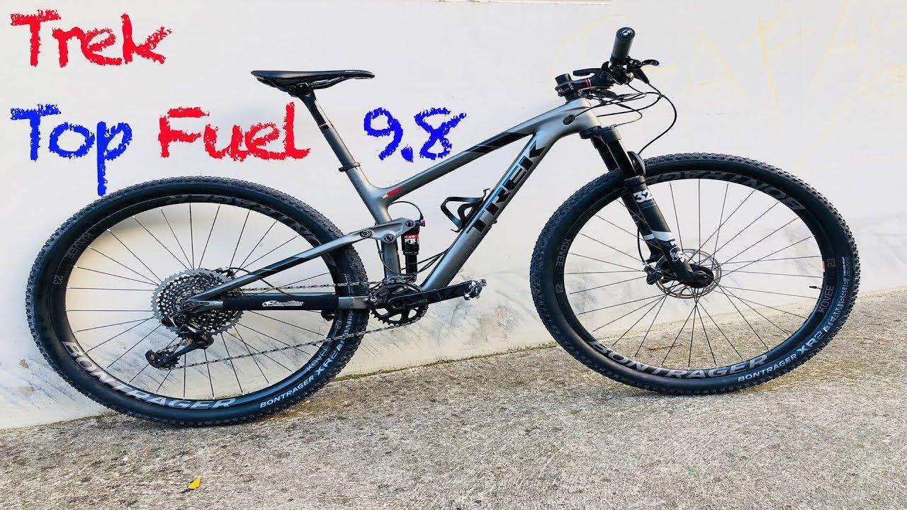trek top fuel 9 review