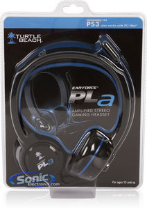 turtle beach pla ear force gaming headset review