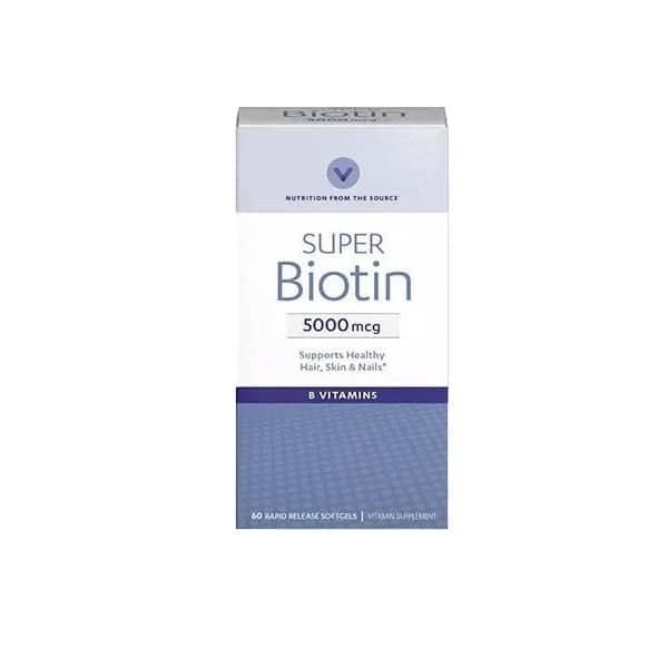 vitamin world super biotin 5000 mcg reviews
