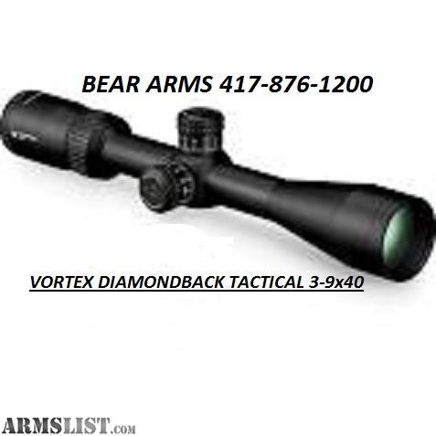 vortex diamondback tactical 3 9x40 review
