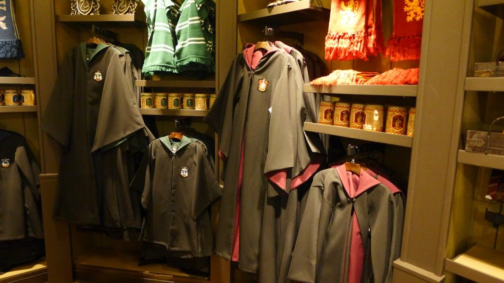 wizarding world of harry potter robes review